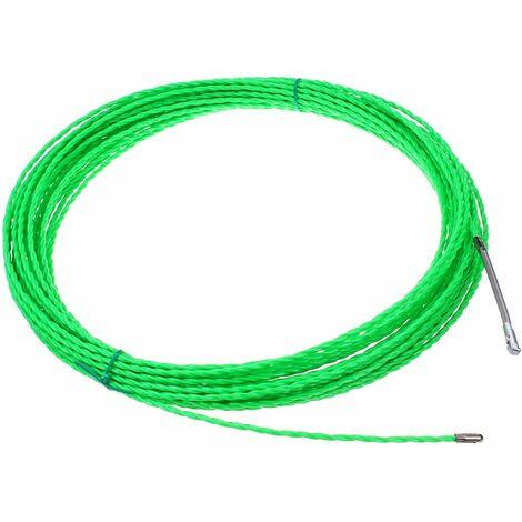Outil de Rodder d'extracteur de poussoir de cable de fil de bande de poisson electrique de 15m 4mm
