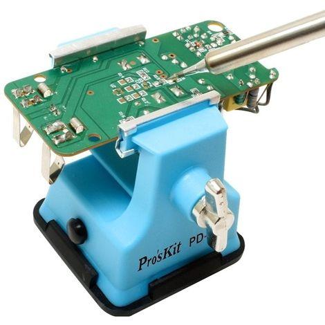 Outil de soudure Mini étau de table, diamètre d'ouverture maximum: 25mm