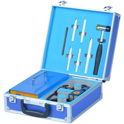 Outil de suppression de reparation de Dent de voiture 1000W Auto Body Paintless outils de suppression Machine de chauffage PDR professionnelle,modele: Multicolore Multicolore