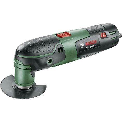 Outil multi-usage Bosch Home and Garden PMF 2000 CE 0603102003 + accessoires 10 pièces 220 W 1 pc(s)