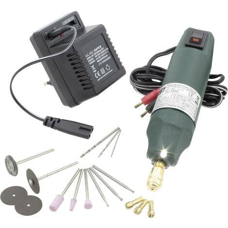 Outil multi-usage Donau Elektronik 0550 0550V1 + accessoires 14 pièces 45 W 14 parties