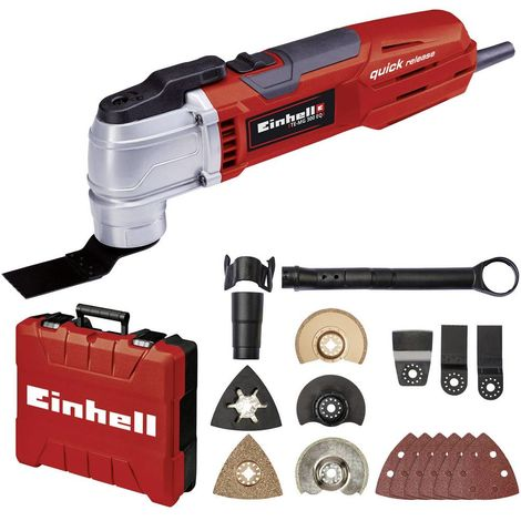 Outil multi-usage Einhell TE-MG 300 EQ Kit 4465151 300 W 1 pc(s)