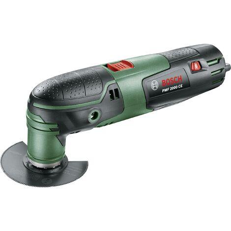 Outil multifonction Bosch Home and Garden PMF 2000 CE 0603102003 + accessoires 10 pièces 220 W 1 pc(s) S721351