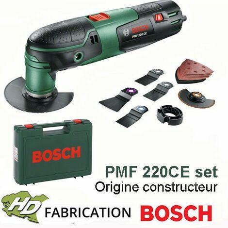outil multifonction Bosch PMF 220CE set - 220W