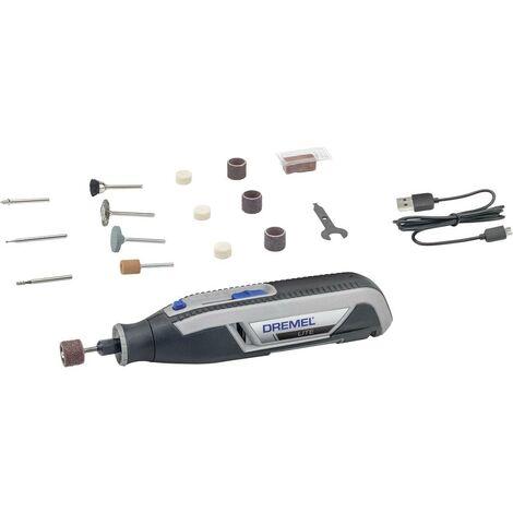 Outil multifonction Dremel LITE 7760-15 EU F0137760JA + batterie, + accessoires 3.6 V 2.0 Ah 1 pc(s)