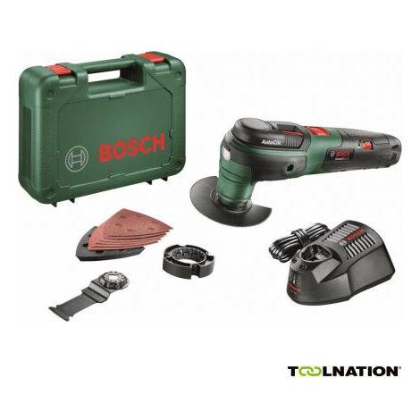 Outil multifonction sans-fil UniversalMulti 12 BOSCH + 1 batterie 2,5Ah - 0603103001