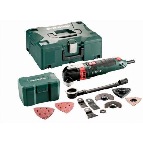 Outil multifonctions MT 400 Quick Coffret Metaloc + set 17 accessoires - 601406700