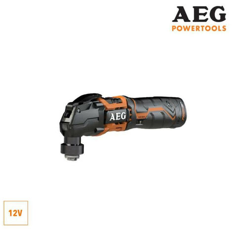 Outil multifonctions multi tool AEG 12V - 2 batteries 1.5Ah - 1 chargeur BMT12C-152B