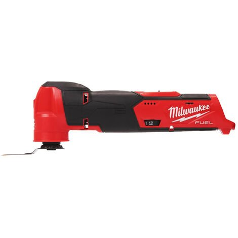 Outil multifonctions MULTI-TOOL FUEL 12V M12 FMT-0 (machine seule) | 4933472238 - Milwaukee