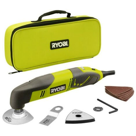 Outil multifonctions Multi tool RYOBI 200W RMT200S
