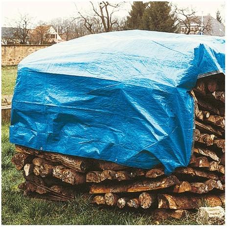 OUTILLAGE DE ST ETIENNE - Bâche pour stère de bois - 1.5x6 m