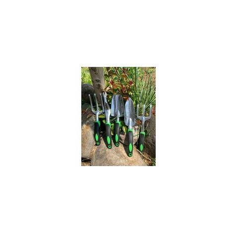 Outils de Jardinage, Home Lot de 9 Kit Jardinage,Ensemble D'outils De Jardin avec Sac de Rangement Arrosoir Gants de jardinage pour femmes et hommes de Jardinage extérieur Cadeaux