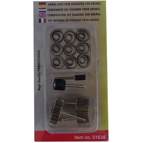 outils de poncage compatible dremel
