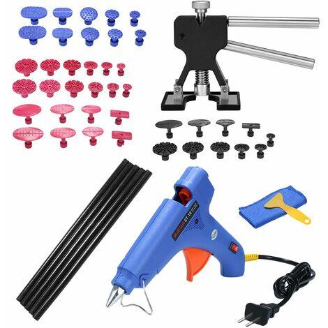 Outils De Reparation Automatique De Carrosserie, Kit De Machines-Outils, 49Pcs