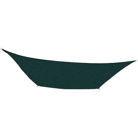 Cream SUNNY GUARD Sun Shade Sail Rectangle 2x2m Waterproof UV Block for Garden Outdoor Patio