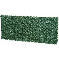 Outsunny® Sichtschutz Künstliche Hecke Wanddekoration 1.5x3 Dunkelgrün