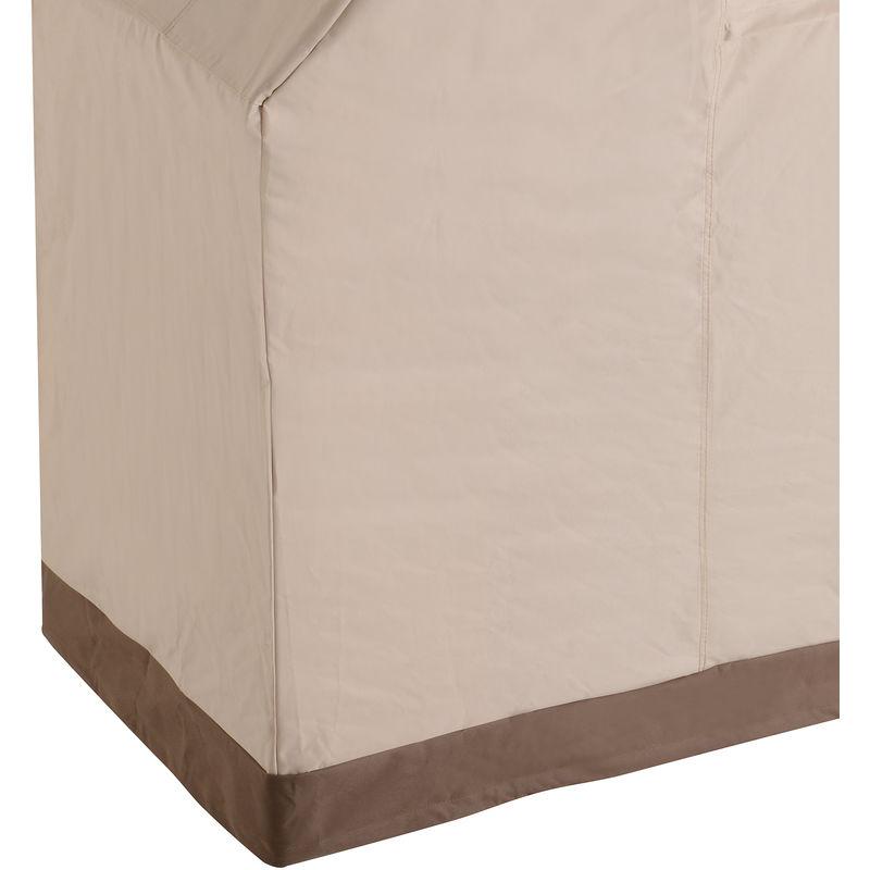 Telo di Copertura per Sedia a Sdraio da Giardino ICover Tessuto Oxford 600D 100/% Impermeabile