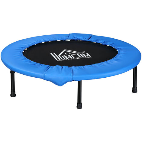 Outsunny Trampoline Outdoor Exercise Kids Mini Jumper