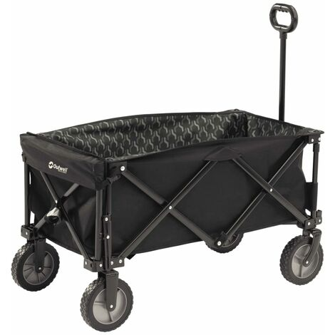 Outwell Chariot pliable Cancun Transporter Noir 470334