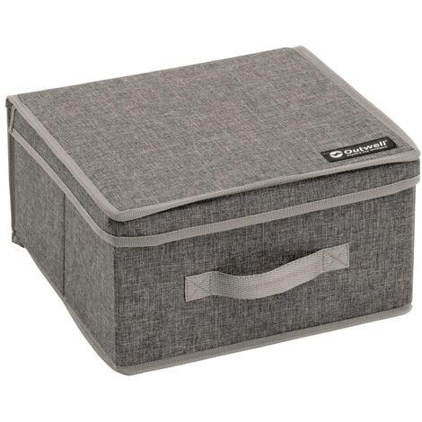 Outwell Faltbare Aufbewahrungsbox Palmar M Grau Polyester 470355