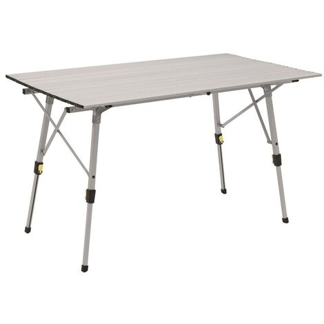 Outwell Folding Camping Table Canmore L - Grey