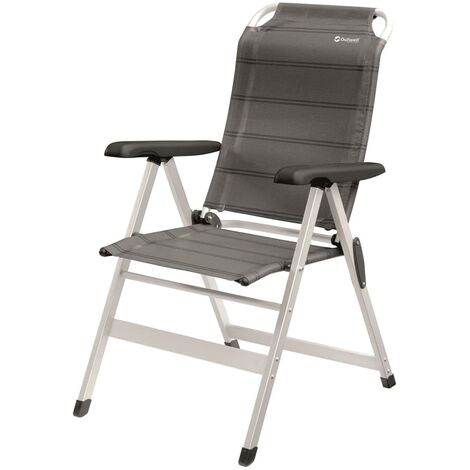 Outwell Folding Chair Ontario Grey 61x70x105 cm 410078