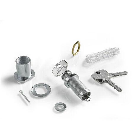 Ouverture manuelle à clé pour moteur de porte de garage GDK, GDT, LS, et Dexxo - Somfy 2400658