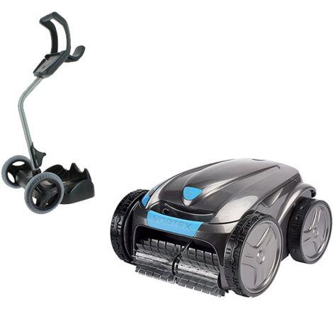 OV 5200 avec chariot de Zodiac Poolcare - Robot piscine