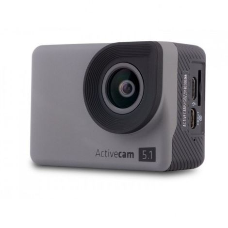 OV-ActiveCAM 5.1 4K deportes Fotocamere Overmax Wifi bastone 3 incluye batería