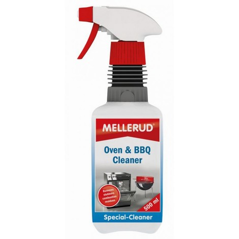Oven and BBQ Cleaner - Remove Grease, Grime and Dirt - Clean Cooker Grill Pans