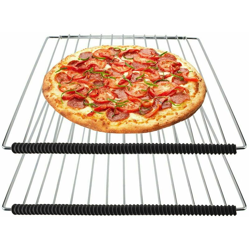 Image of Oven Shelf Heat Guards (Pack of 2)