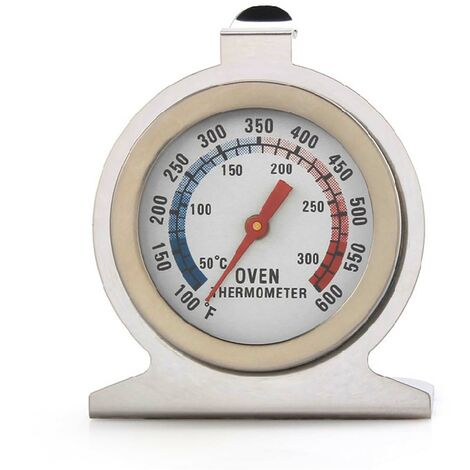 Oven Thermometer Kitchen Thermometer Grill Thermometer with Hook