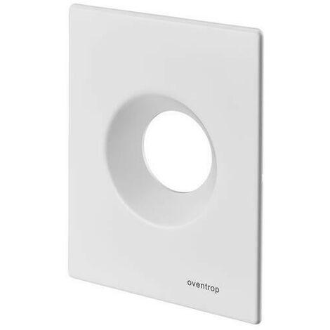 Oventrop Abdeckplatte für Unibox RTL, T, Vario und plus