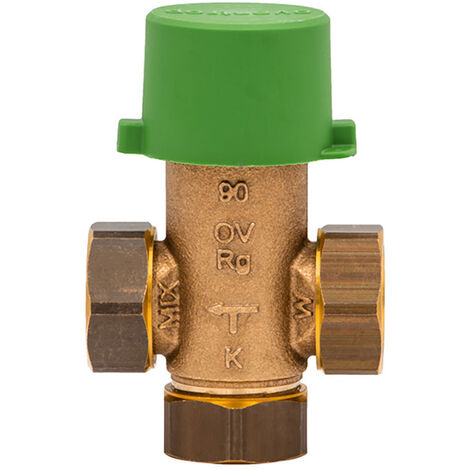 """main image of """"Oventrop DN25 Brawa OVRG Thermostatic Mixing Valve - 1300251"""""""