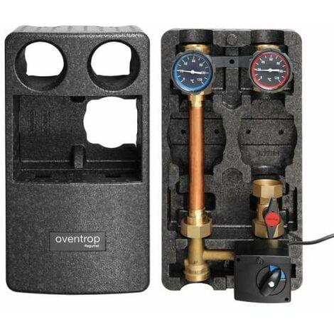 Oventrop Pumpengruppe Regumat M3-180 1 Zoll 1356271 ohne Pumpe