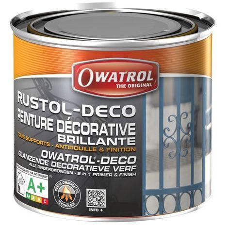 OWATROL - Anti-rouille Rustol - bleu outre-mer - 0.75 L