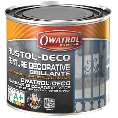 OWATROL - Anti-rouille Rustol - jaune intense - 0.75 L