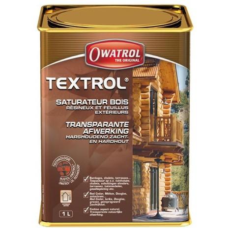 OWATROL - Saturateur Textrol 1 L - chêne rustique