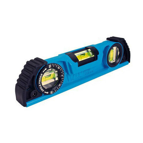 OX P027210 Pro Heavy Duty Shockproof Magnetic Torpedo Level 250mm