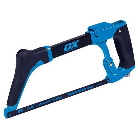 "OX P130730 Pro High Tension Hacksaw 12"" 300mm"