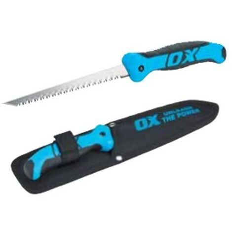OX P133116 Pro Jab Saw 165mm 8 TPI With Holster