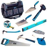 OX Premium Builders Toolbag Kit Complete