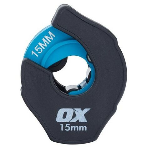 OX Pro Ratchet Copper Pipe Cutter (15 or 22mm)