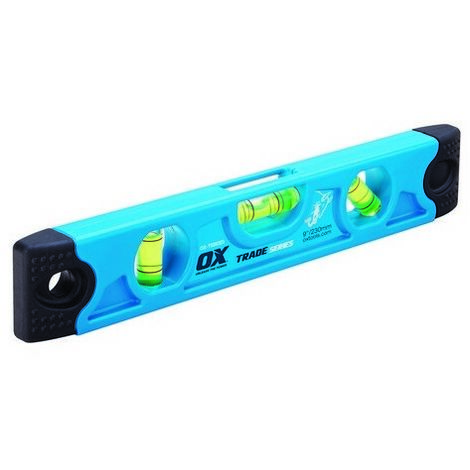 OX T026323 Trade Magnetic Torpedo Level 230mm