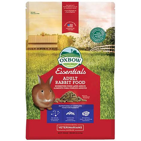Oxbow Essential Adult Rabbit Food
