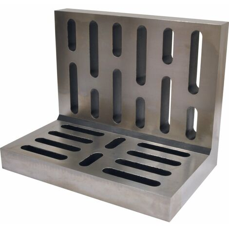"""Oxford 12.5""""X10""""X8"""" Open End Angle Plate"""