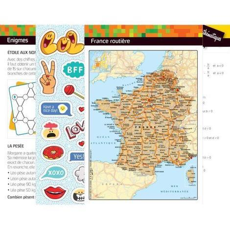 OXFORD Agenda 100738250 - 12 x 18 cm - 1 jour par page - Couverture Souple - 352 P - Décor Je Reve