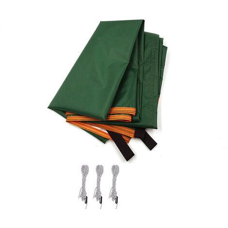 Oxford Cloth Outdoor Waterproof Tent Tarp Rain Sun Shade Shelter