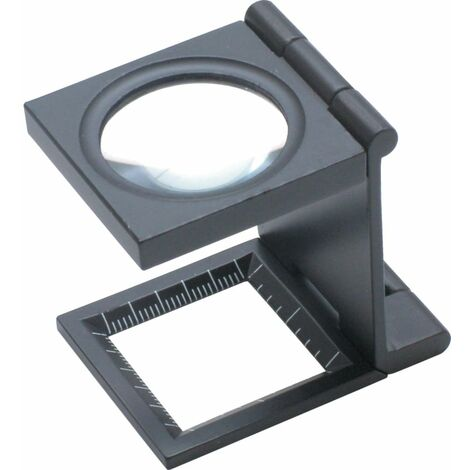 Oxford FM30 Folding Magnifier With Scale