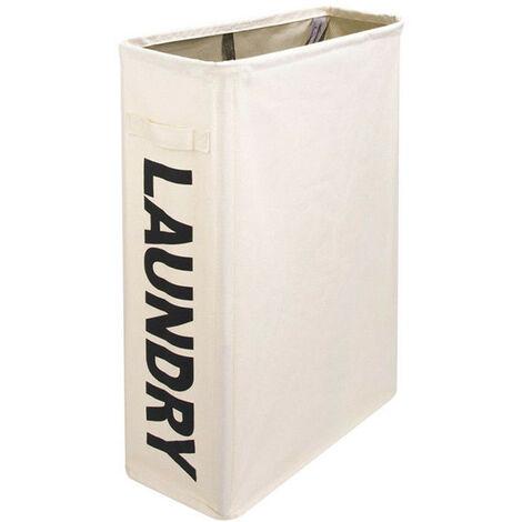 Oxford Foldable Dirty Clothes Laundry Storage Bag Washing Bag Bin